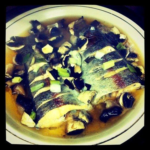 清蒸彩虹鱼
